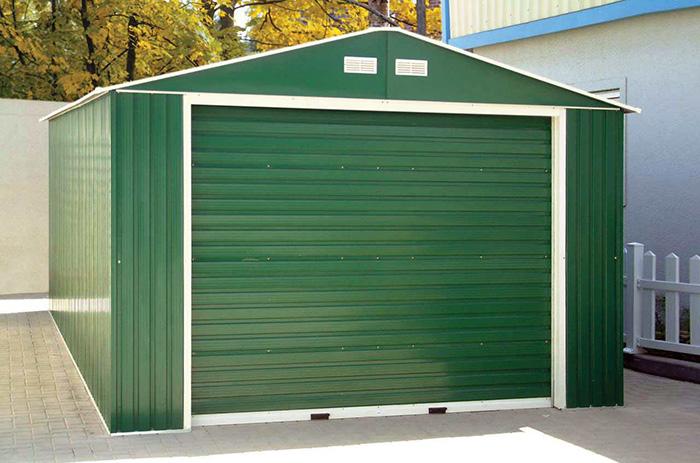 Как построить гараж из пеноблока видео